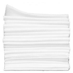 Serviette Usage Unique Blanc